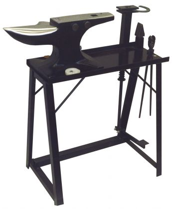 Anvil Stand (without Vise): click to enlarge